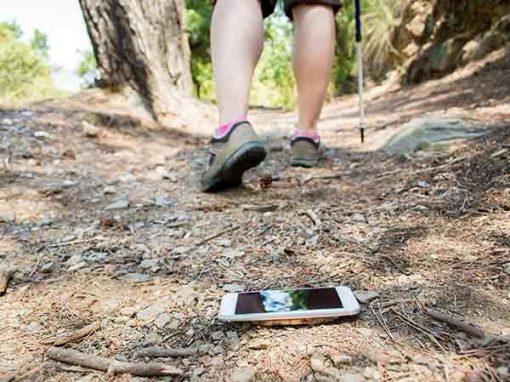 När din mobiltelefon är försvunnen